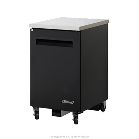 Turbo Air TBB-1SB Back Bar Cabinet, Refrigerated