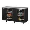 Turbo Air TBB-24-60SG-N Back Bar Cabinet, Refrigerated