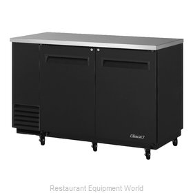 Turbo Air TBB-2SB-N6 Back Bar Cabinet, Refrigerated