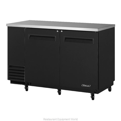 Turbo Air TBB-2SB Back Bar Cabinet, Refrigerated