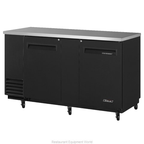 Turbo Air TBB-3SB Back Bar Cabinet, Refrigerated