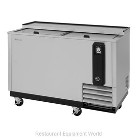 Turbo Air TBC-50SD-N6 Bottle Cooler