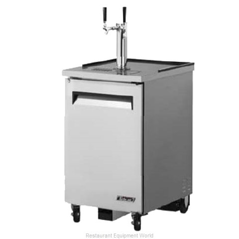 Turbo Air TBD-1SD Direct Draw Beer Dispenser