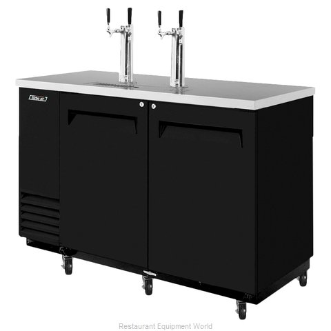 Turbo Air TBD-2SB Draft Beer Cooler