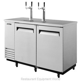 Turbo Air TBD-2SD Draft Beer Cooler