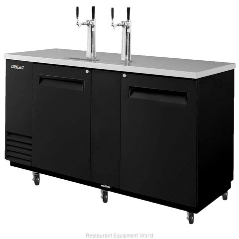 Turbo Air TBD-3SB Direct Draw Beer Dispenser