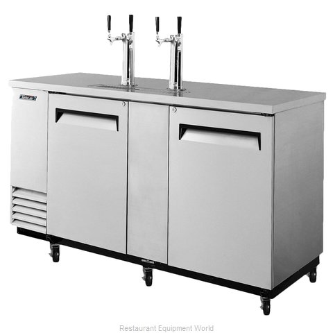 Turbo Air TBD-3SD Draft Beer Cooler