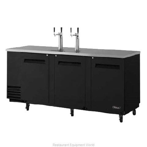 Turbo Air TBD-4SB Direct Draw Beer Dispenser