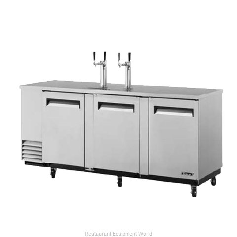 Turbo Air TBD-4SD Draft Beer Cooler