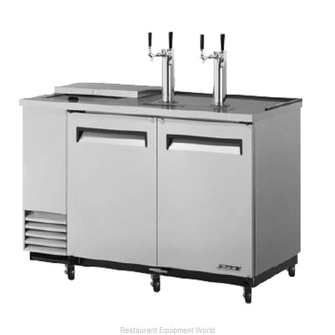 Turbo Air TCB-2SD Draft Beer Cooler