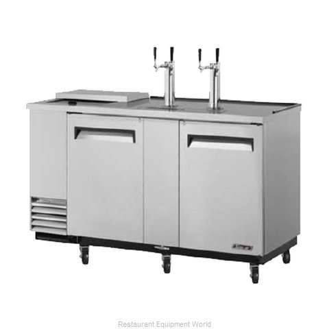 Turbo Air TCB-3SD Draft Beer Cooler