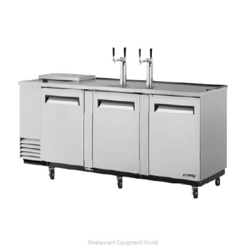 Turbo Air TCB-4SD Draft Beer Cooler