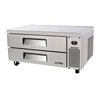 Turbo Air TCBE-48SDR Refrigerated Counter, Griddle Stand