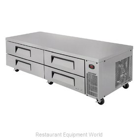 Turbo Air TCBE-82SDR-N Equipment Stand, Refrigerated Base