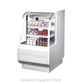 Turbo Air TCDD-36-2-H Display Case, Refrigerated Deli