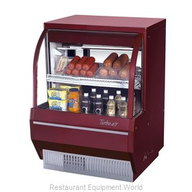 Turbo Air TCDD-36L-R-N Display Case, Refrigerated Deli