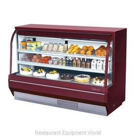 Turbo Air TCDD-72H-R-N Display Case, Refrigerated Deli