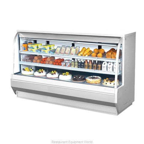 Turbo Air TCDD-96-4-H Display Case Refrigerated Self-Serve