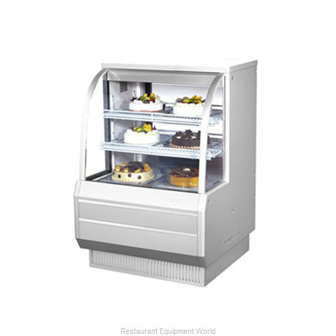 Turbo Air TCGB-36-DR Display Case Non-Refrigerated Bakery