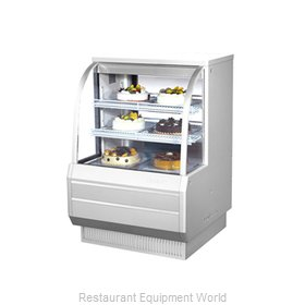 Turbo Air TCGB-36-DR Display Case, Non-Refrigerated Bakery