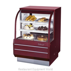 Turbo Air TCGB-36-R-N Display Case, Refrigerated Bakery