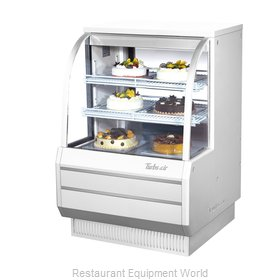 Turbo Air TCGB-36-W-N Display Case, Refrigerated Bakery