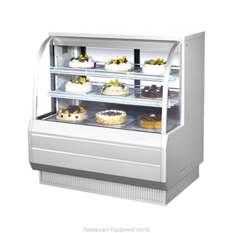 Turbo Air TCGB-48-2 Display Case Refrigerated Bakery