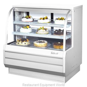 Turbo Air TCGB-48-W-N Display Case, Refrigerated Bakery