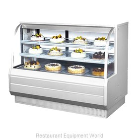 Turbo Air TCGB-60-2 Display Case, Refrigerated Bakery