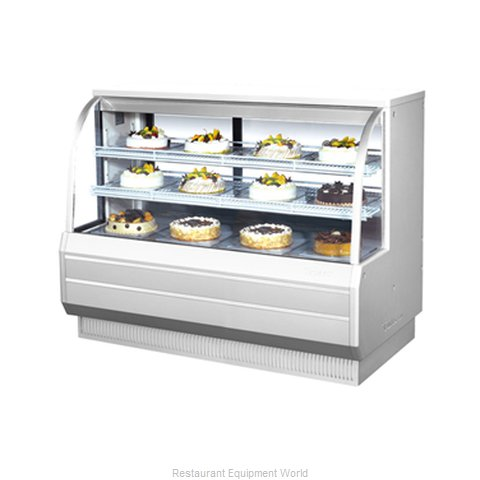 Turbo Air TCGB-60-DR Display Case Non-Refrigerated Bakery