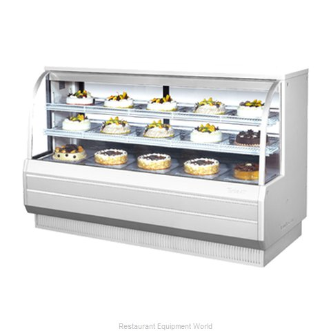 Turbo Air TCGB-72-2 Display Case, Refrigerated Bakery