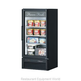 Turbo Air TGF-10SD Freezer, Merchandiser