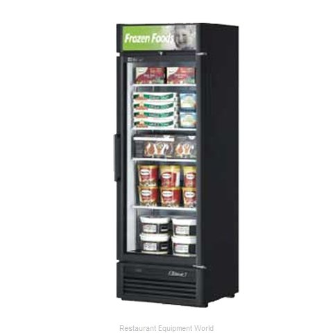 Turbo Air TGF-15SD Freezer, Merchandiser