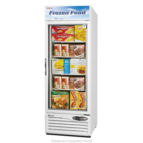 Turbo Air TGF-23F Freezer Merchandiser