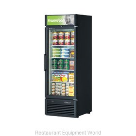 Turbo Air TGF-23SD Freezer, Merchandiser
