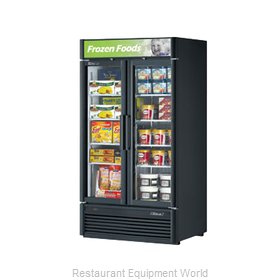 Turbo Air TGF-35SD Freezer Merchandiser