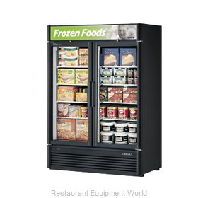 Turbo Air TGF-47SD Freezer, Merchandiser