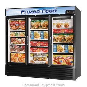 Turbo Air TGF-72FB Freezer, Merchandiser