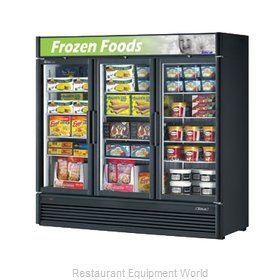 Turbo Air TGF-72SD Freezer, Merchandiser