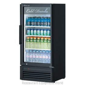 Turbo Air TGM-10SD-N6 Refrigerator, Merchandiser