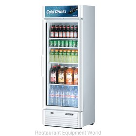 Turbo Air TGM-15SD Refrigerator Merchandiser
