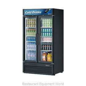 Turbo Air TGM-35SD Refrigerator Merchandiser
