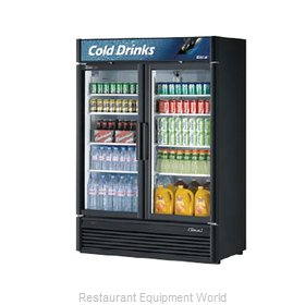 Turbo Air TGM-47SD Refrigerator Merchandiser