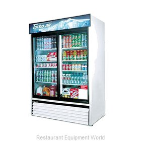 Turbo Air TGM-48R Refrigerator, Merchandiser