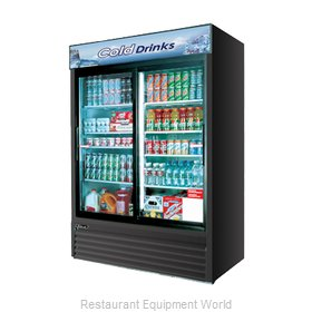 Turbo Air TGM-48RB Refrigerator Merchandiser