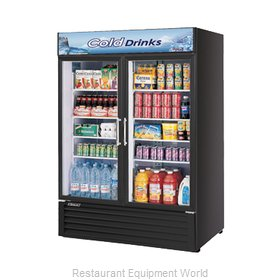 Turbo Air TGM-50RSB Refrigerator Merchandiser