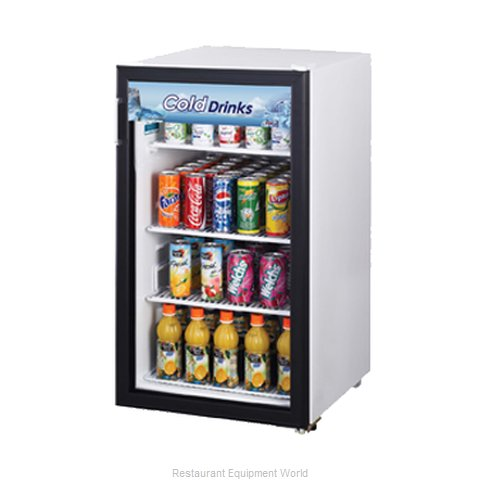 Turbo Air TGM-5R Display Case, Refrigerated, Countertop