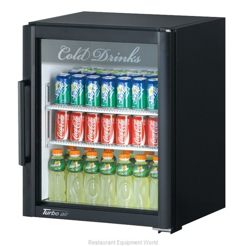 Turbo Air TGM-5SD Display Case Refrigerated Countertop