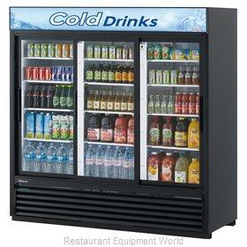 Turbo Air TGM-69RB-N Refrigerator, Merchandiser