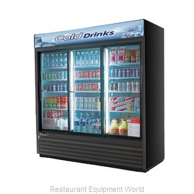 Turbo Air TGM-69RB Refrigerator Merchandiser